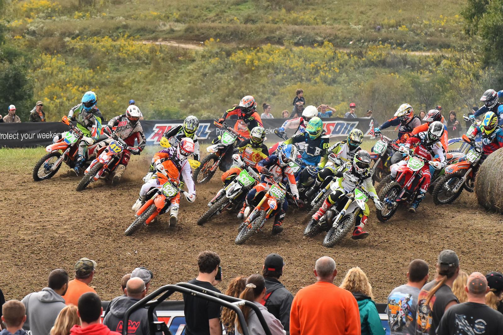 XC2 start - Powerline Park GNCC - Motocross Pictures - Vital MX