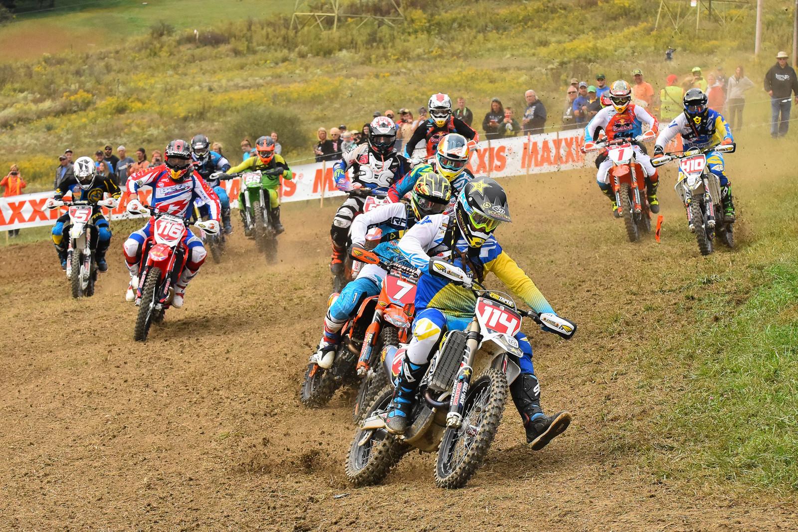Josh Strang - Powerline Park GNCC - Motocross Pictures - Vital MX