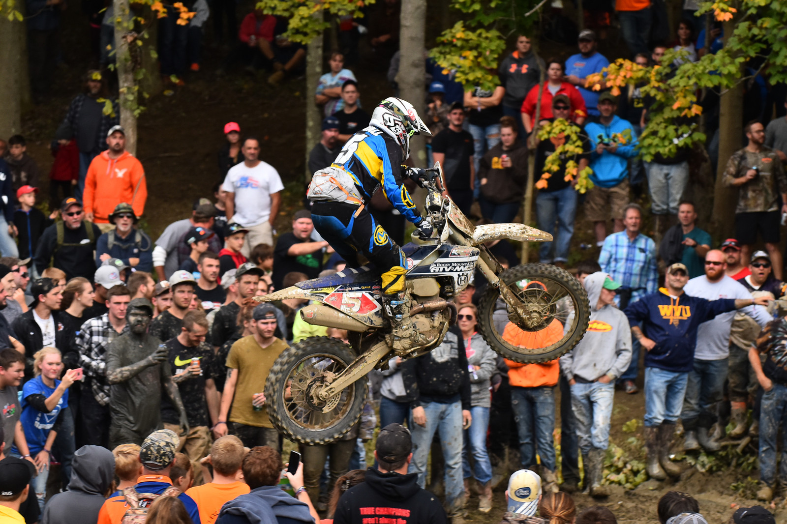 Thad Duvall - Powerline Park GNCC - Motocross Pictures - Vital MX
