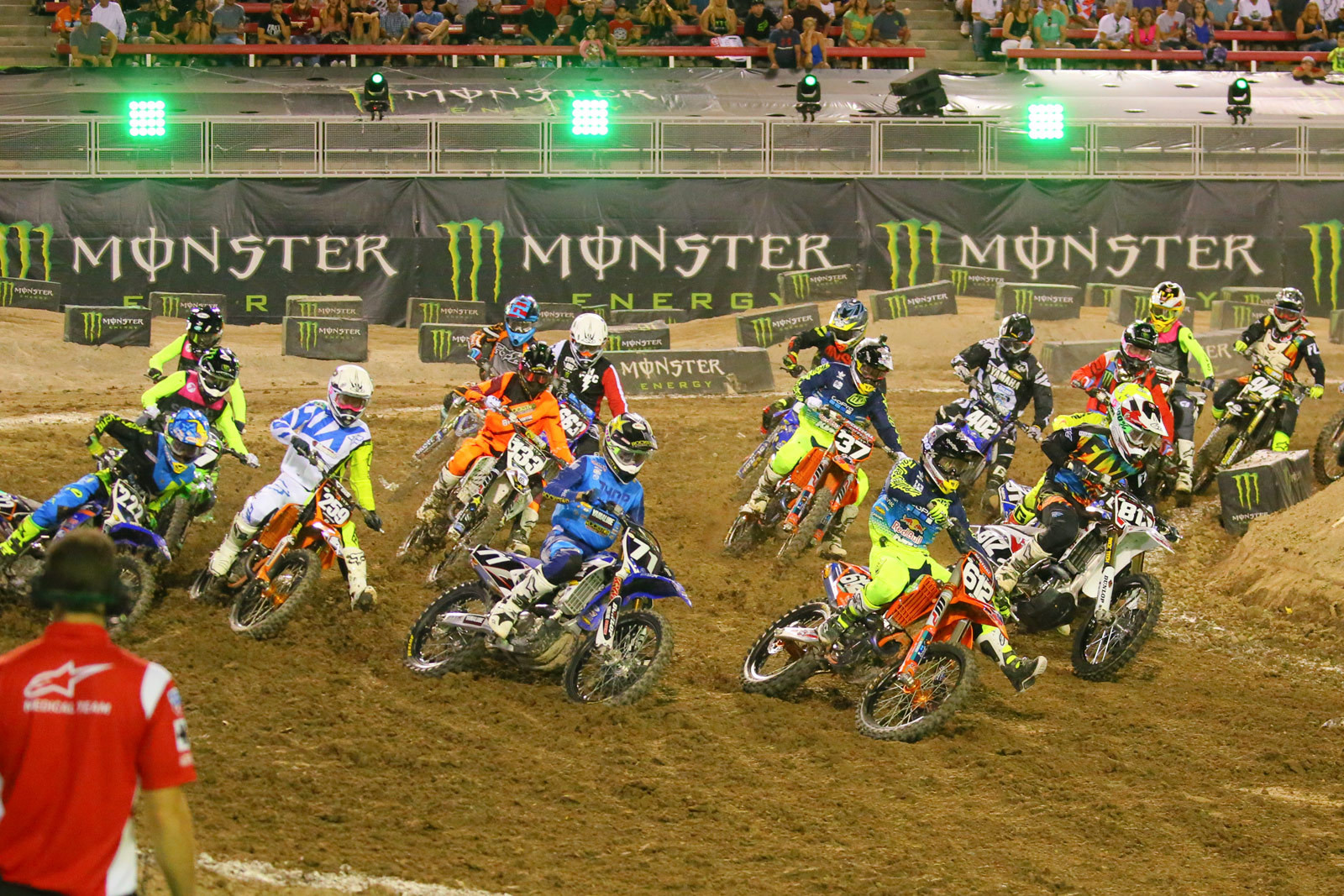 Amateur All-Stars Race One - Photo Blast: Monster Energy Cup - Motocross Pictures - Vital MX
