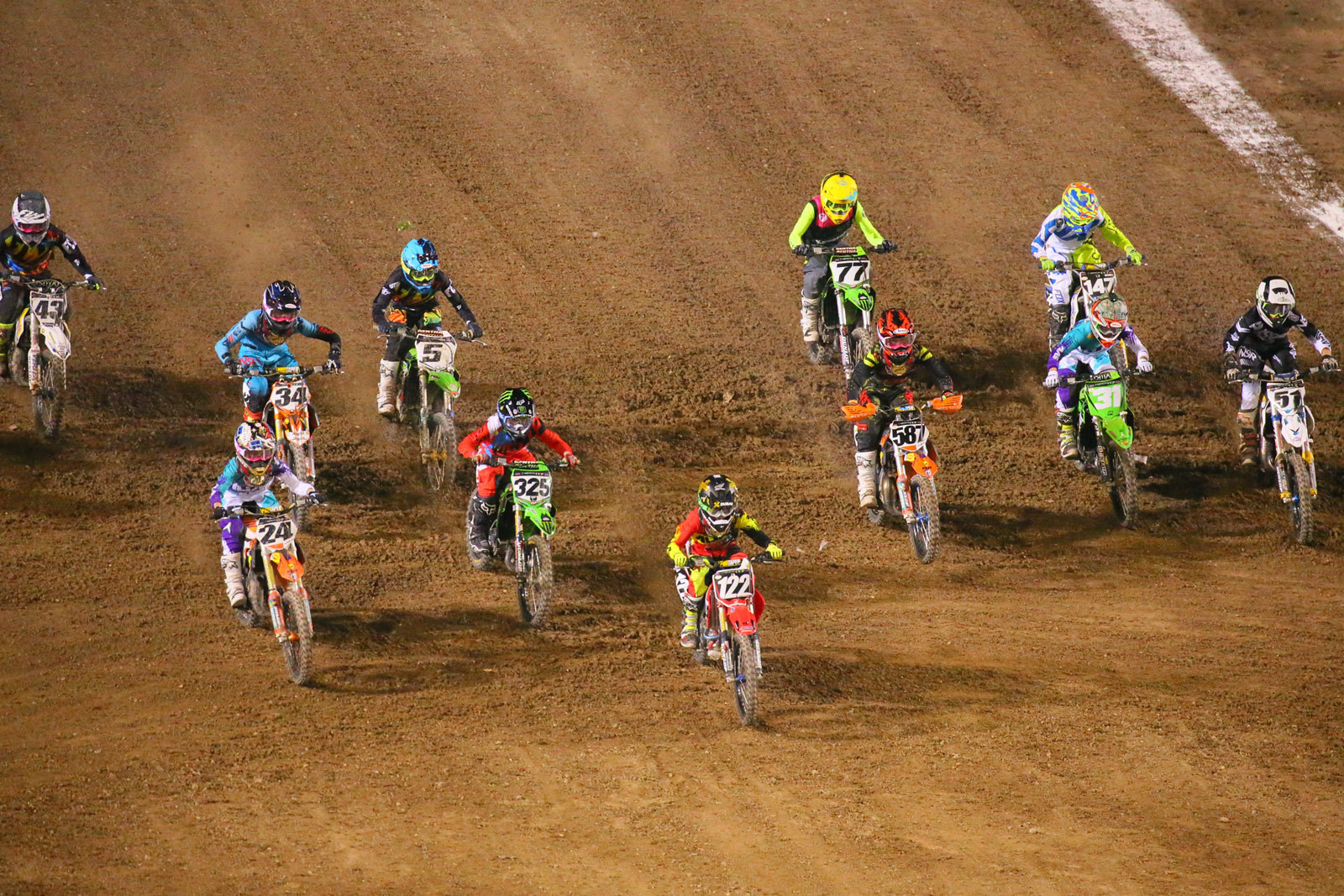 Supermini Race Two - Photo Blast: Monster Energy Cup - Motocross Pictures - Vital MX