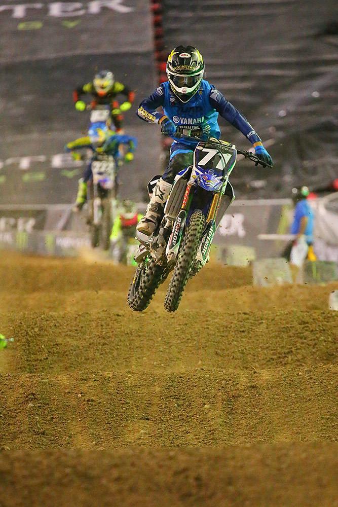 Challen Tennant - Photo Blast: Monster Energy Cup - Motocross Pictures - Vital MX