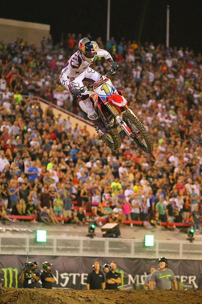 Ken Roczen - Photo Blast: Monster Energy Cup - Motocross Pictures - Vital MX