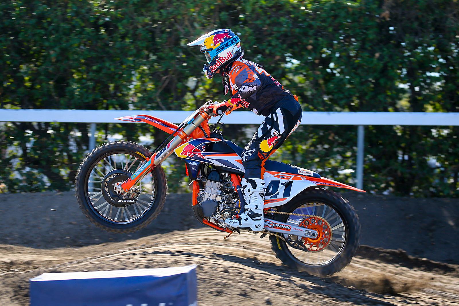 Trey Canard - Photo Blast: Red Bull Straight Rhythm - Motocross Pictures - Vital MX
