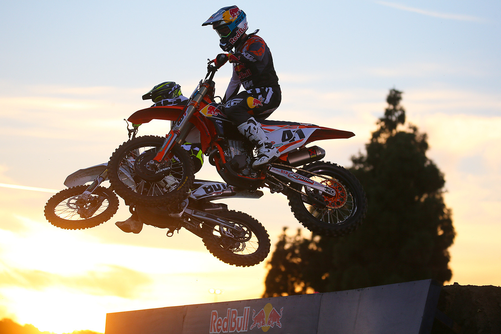 Trey Canard and Jeff Alessi - Photo Blast: Red Bull Straight Rhythm - Motocross Pictures - Vital MX