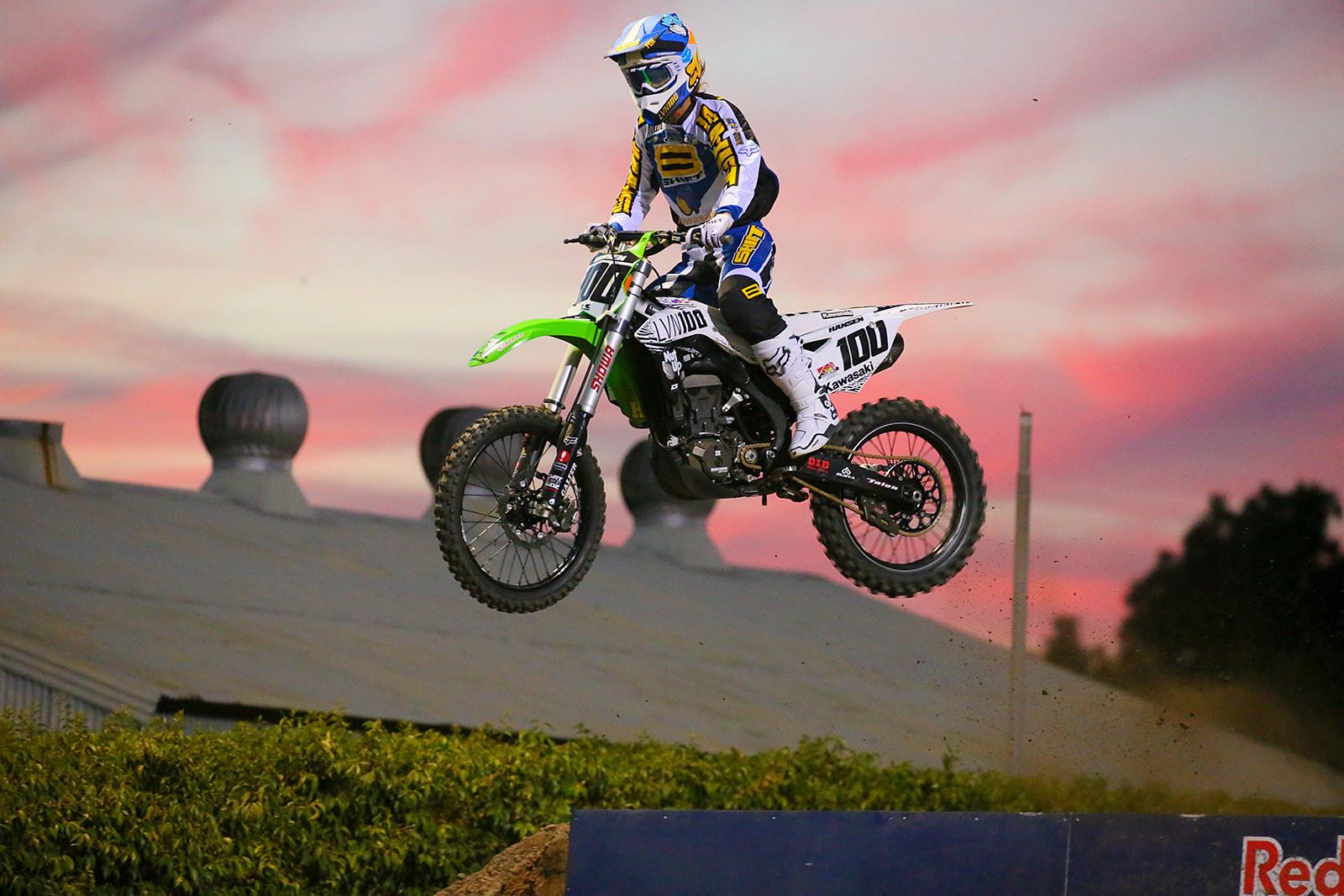 Josh Hansen - Photo Blast: Red Bull Straight Rhythm - Motocross Pictures - Vital MX