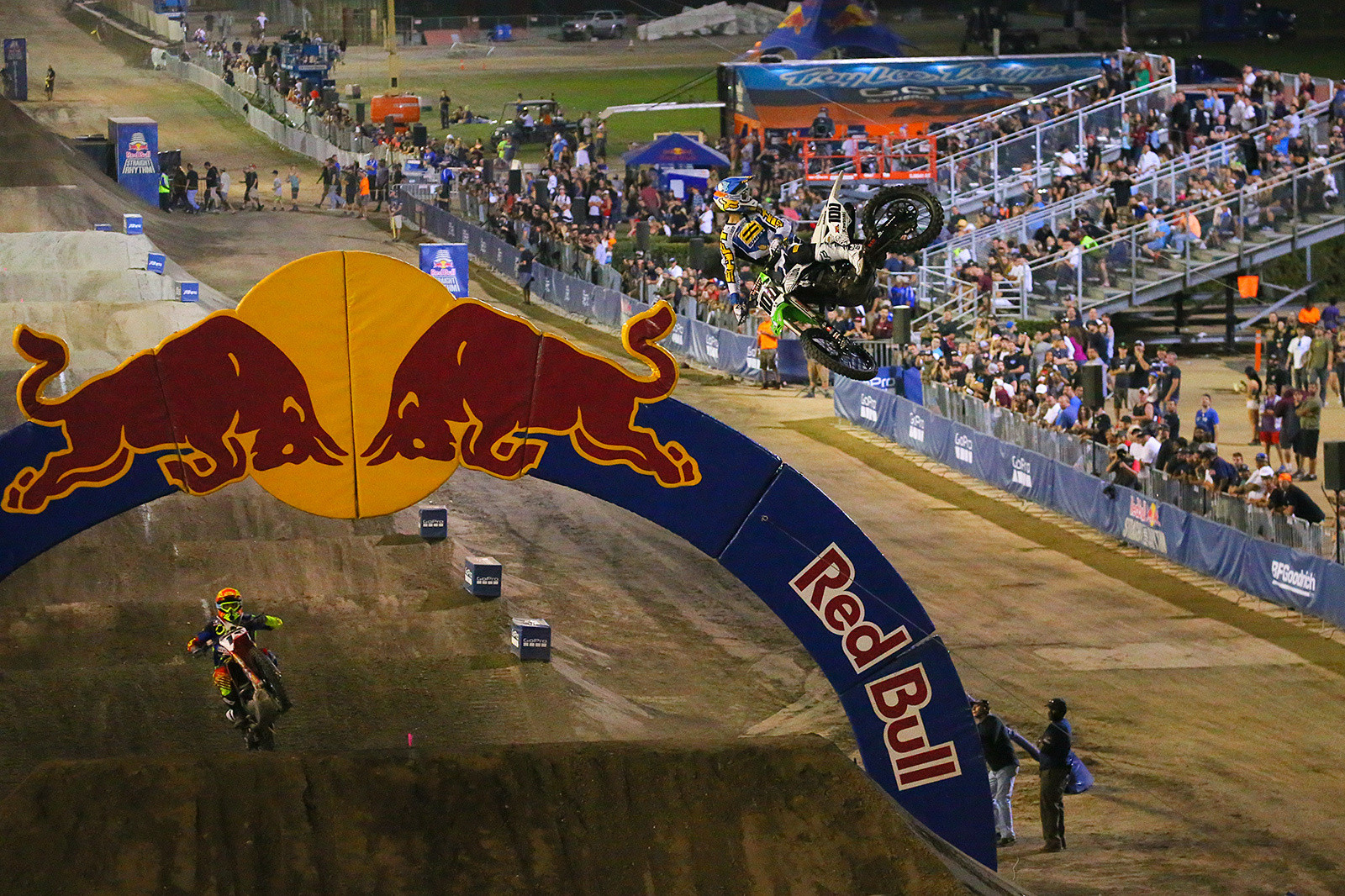 Josh Hansen - Photo Blast: Red Bull Straight Rhythm - Motocross Pictures - Vital MX