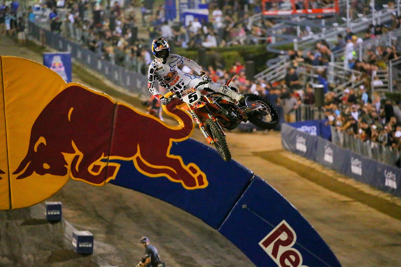 Ryan Dungey - Photo Blast: Red Bull Straight Rhythm - Motocross Pictures - Vital MX