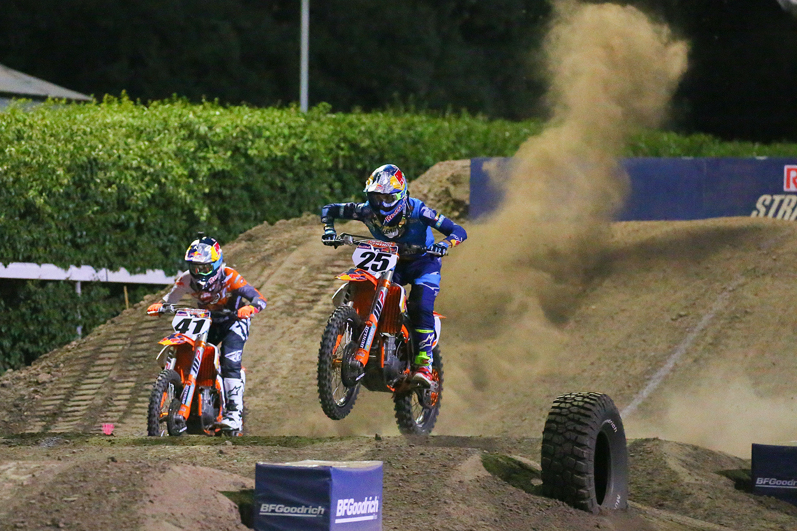 Marvin Musquin and Trey Canard - Photo Blast: Red Bull Straight Rhythm - Motocross Pictures - Vital MX