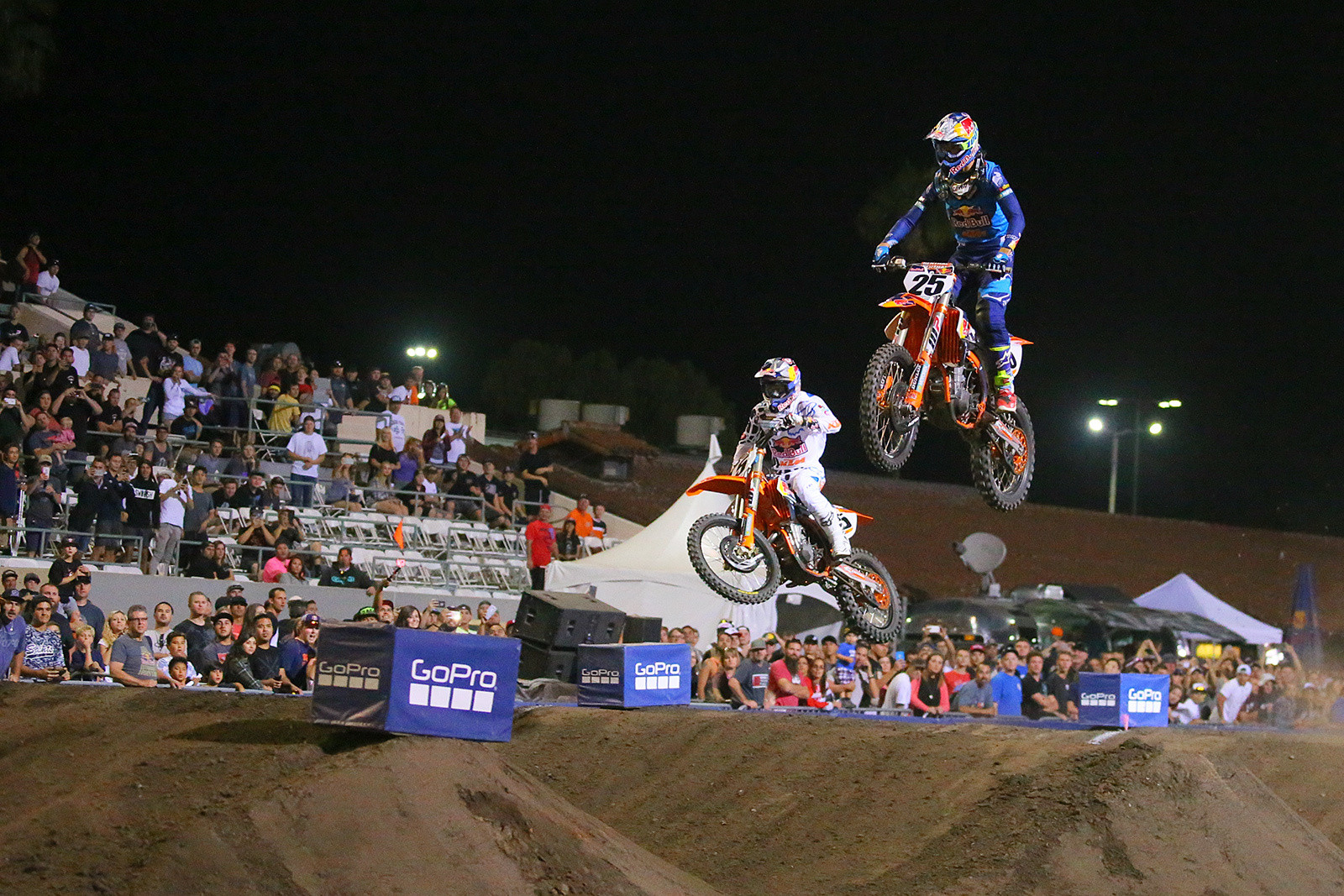 Marvin Musquin and Ryan Dungey - Photo Blast: Red Bull Straight Rhythm - Motocross Pictures - Vital MX