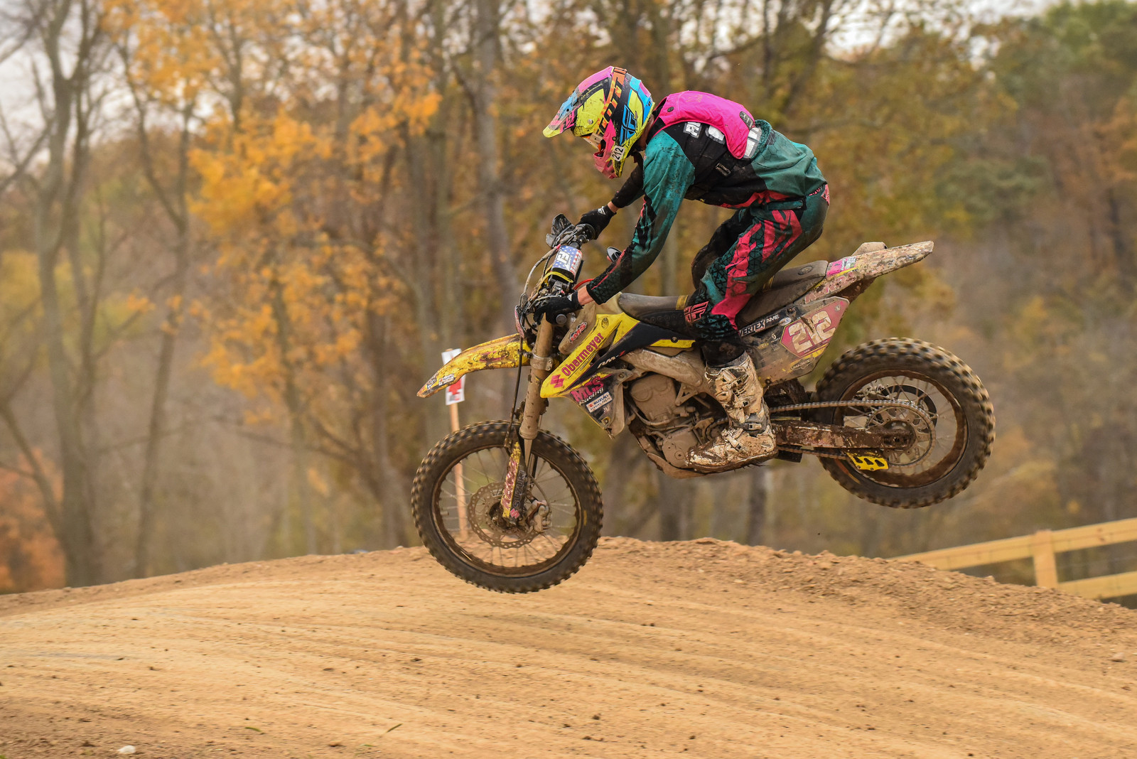 Ricky Russell - Ironman GNCC - Motocross Pictures - Vital MX