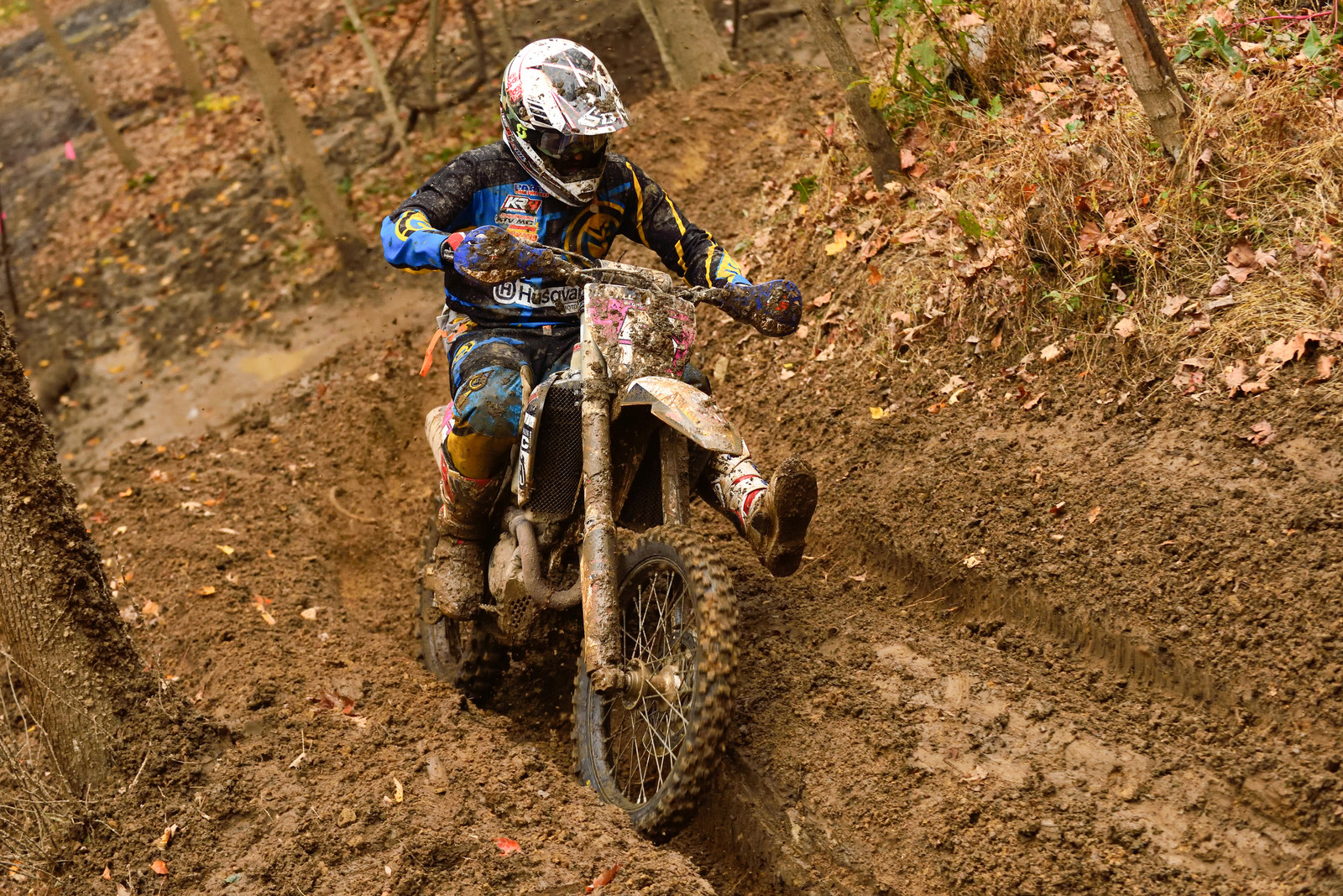 Thad Duvall - Ironman GNCC - Motocross Pictures - Vital MX