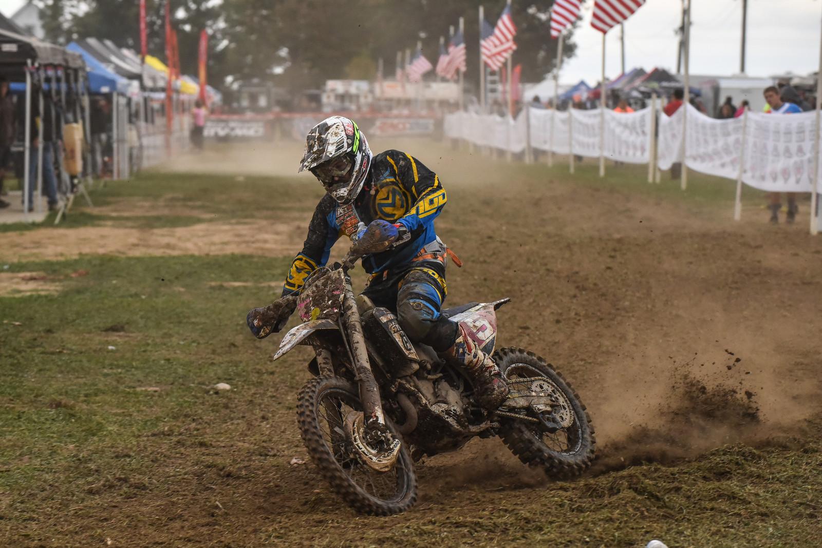 Thad Duvall - Ironman GNCC - Motocross Pictures - Vital MX