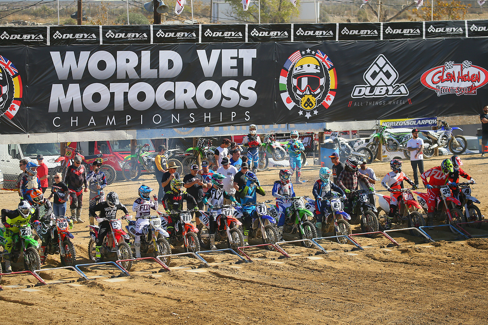 2016 Dubya World Vet Motocross Championships - Photo Gallery: Dubya World Vet Championships - Motocross Pictures - Vital MX