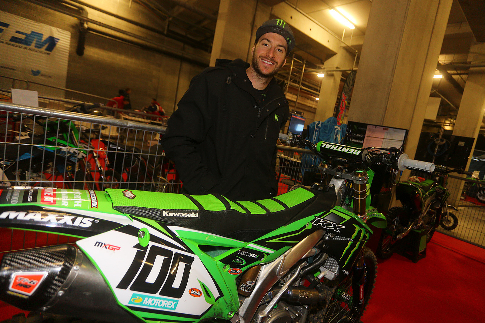 Tommy Searle - Photo Gallery: Saturday at the Paris-Lille Supercross - Motocross Pictures - Vital MX
