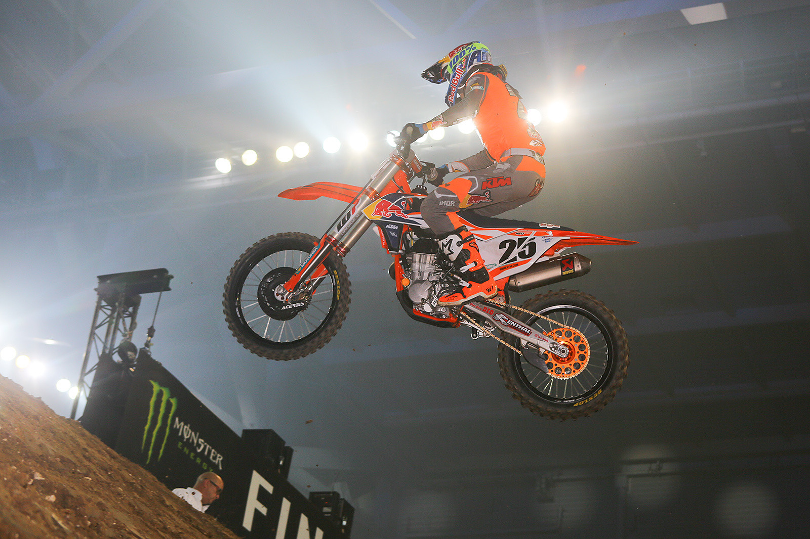 Marvin Musquin - Photo Gallery: Saturday at the Paris-Lille Supercross - Motocross Pictures - Vital MX