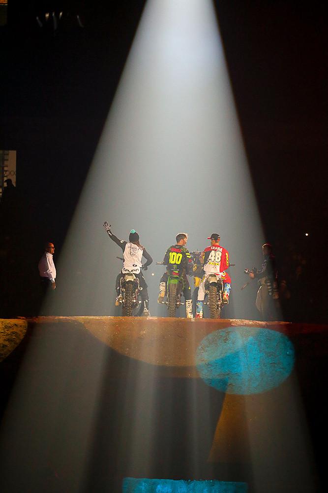 Photo Gallery: Paris-Lille Supercross, Day 2 - Photo Gallery: Paris-Lille Supercross, Day 2 - Motocross Pictures - Vital MX