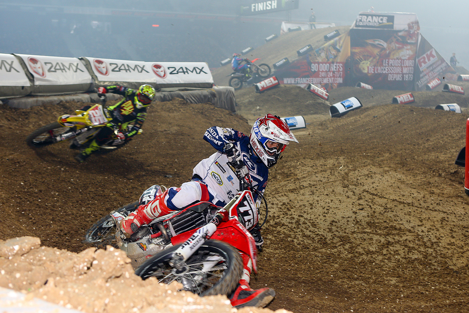 Thomas Do - Photo Gallery: Paris-Lille Supercross, Day 2 - Motocross Pictures - Vital MX