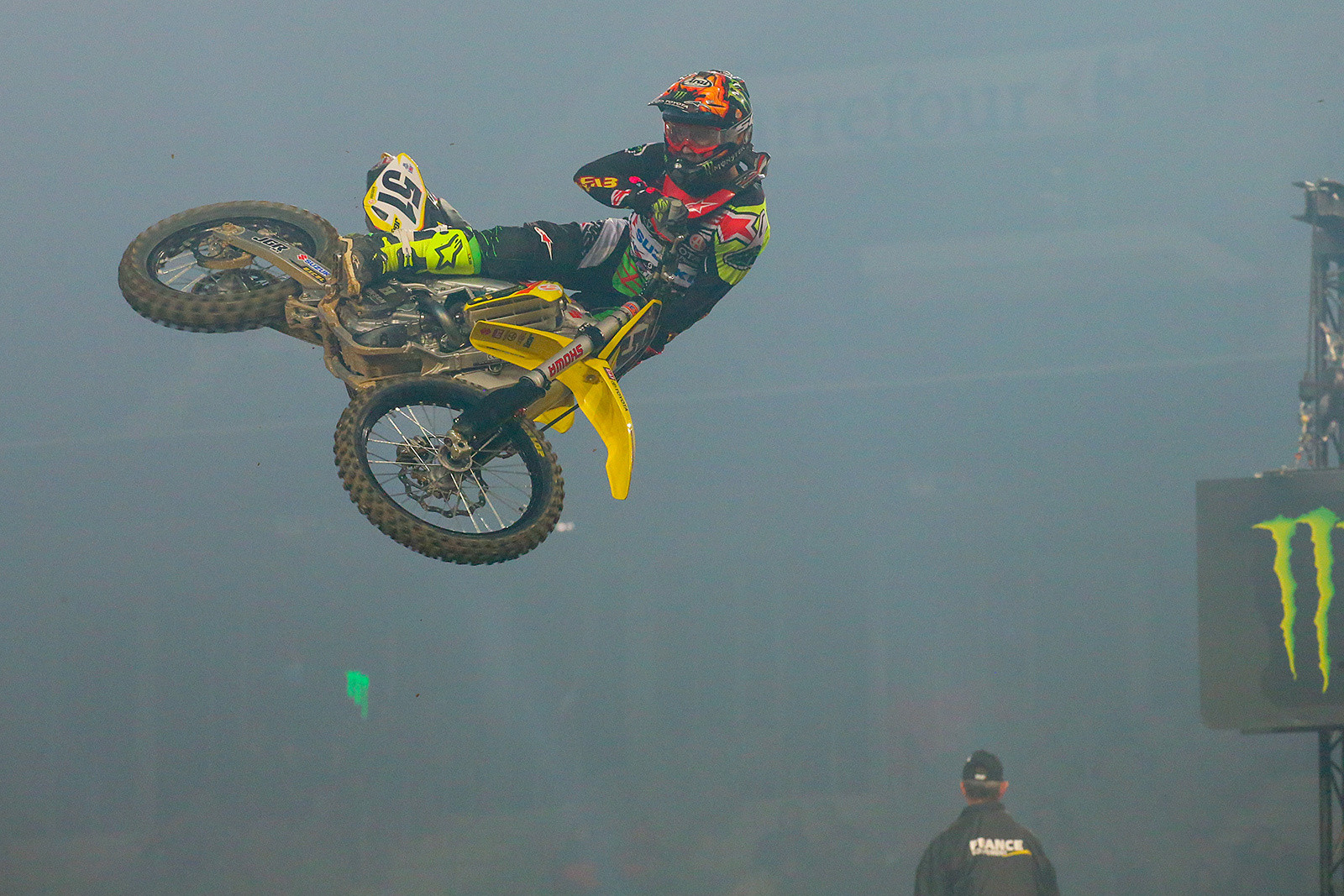 Justin Barcia - Photo Gallery: Paris-Lille Supercross, Day 2 - Motocross Pictures - Vital MX
