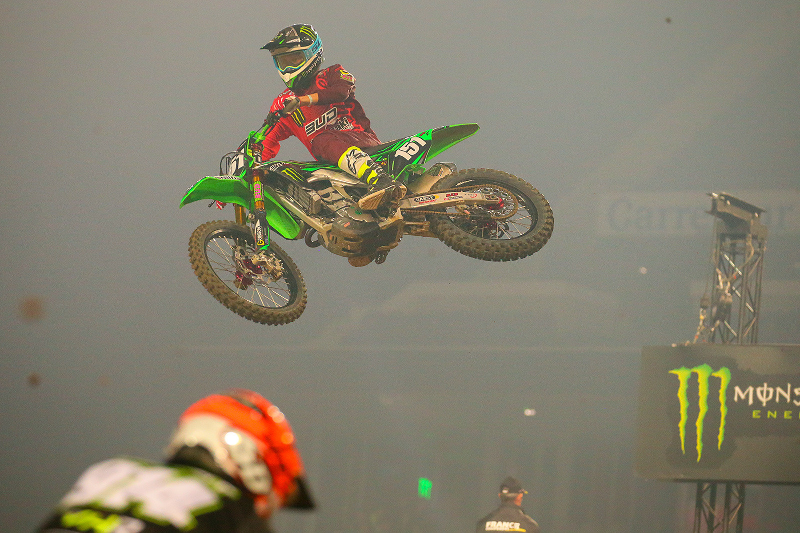Ryan Surratt - Photo Gallery: Paris-Lille Supercross, Day 2 - Motocross Pictures - Vital MX