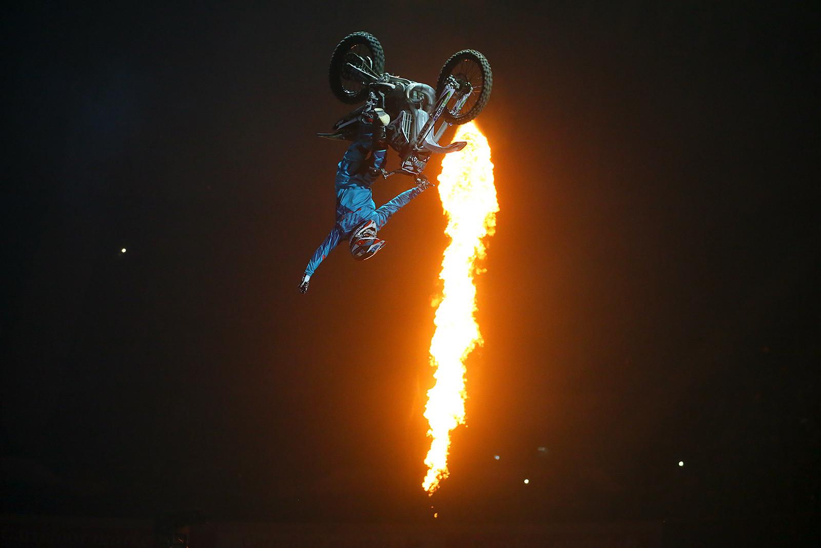 Brice Izzo - Photo Gallery: Paris-Lille Supercross, Day 2 - Motocross Pictures - Vital MX