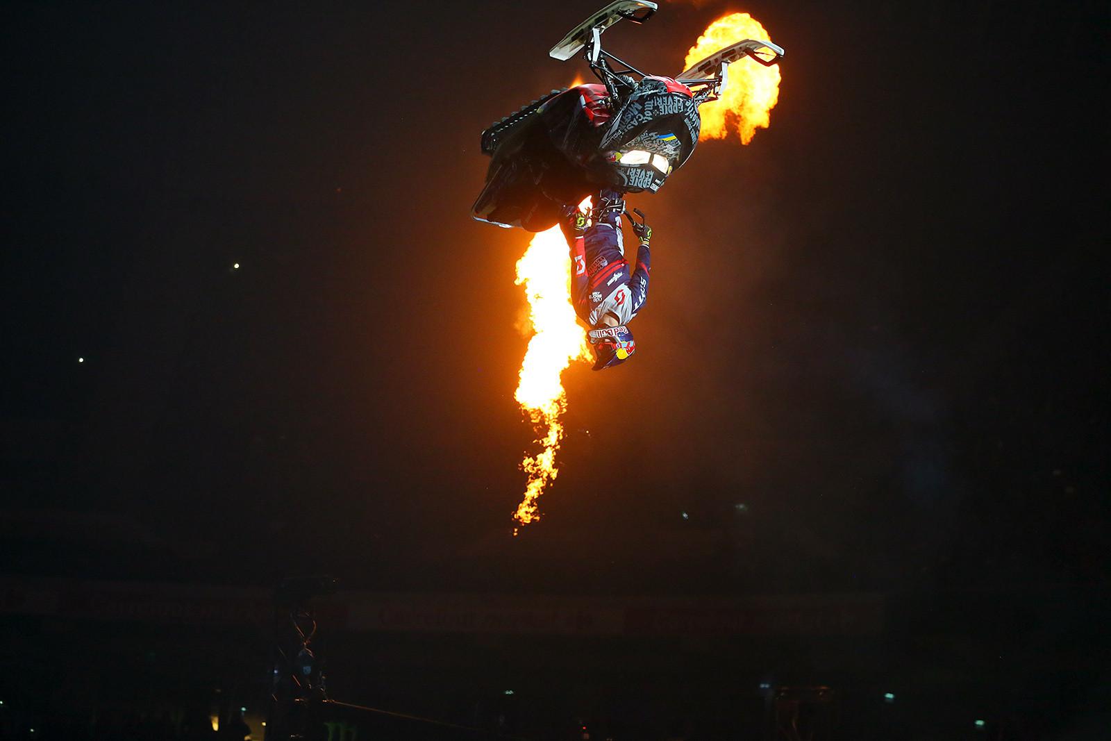 Daniel Bodin - Photo Gallery: Paris-Lille Supercross, Day 2 - Motocross Pictures - Vital MX