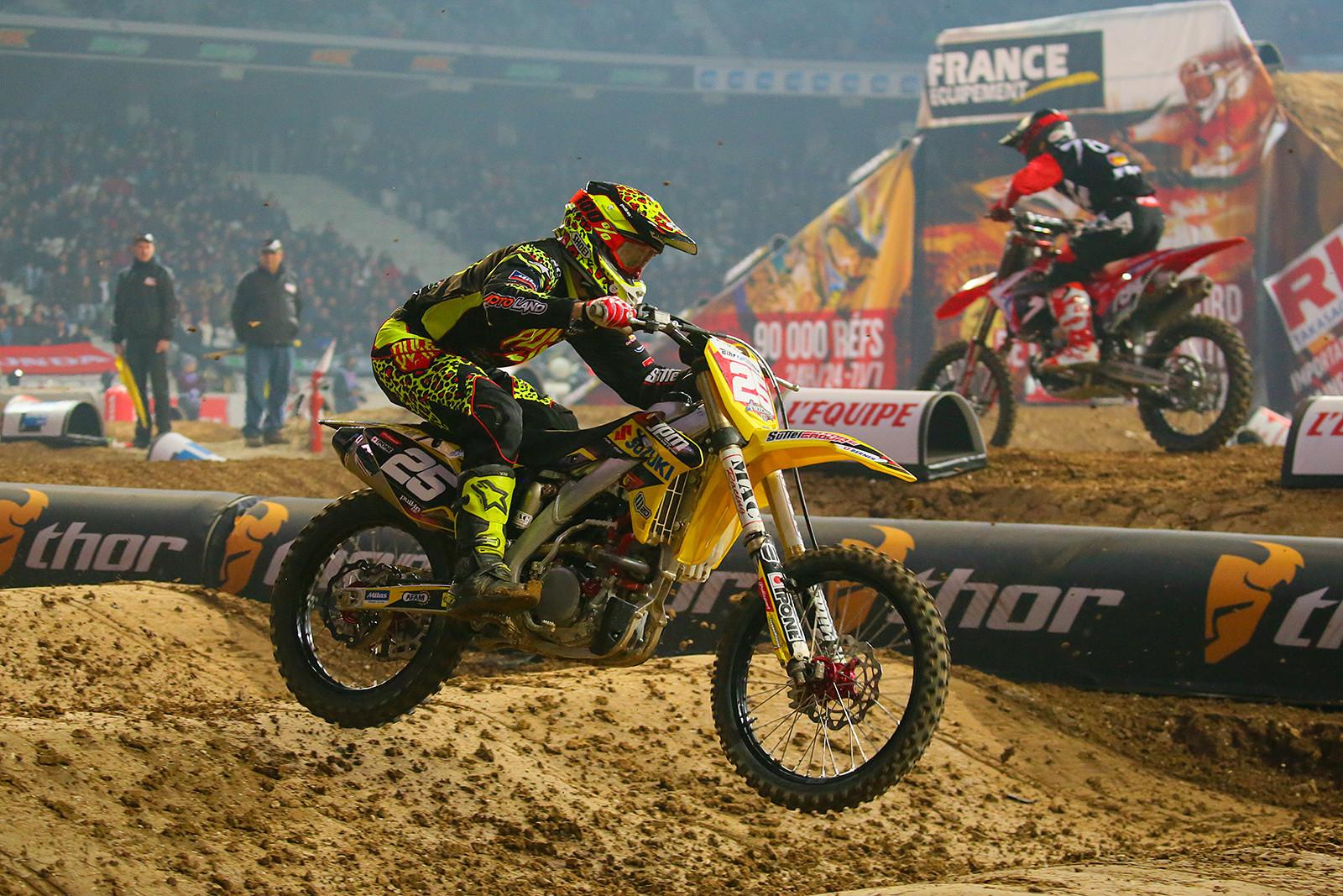 Florent Richier - Photo Gallery: Paris-Lille Supercross, Day 2 - Motocross Pictures - Vital MX