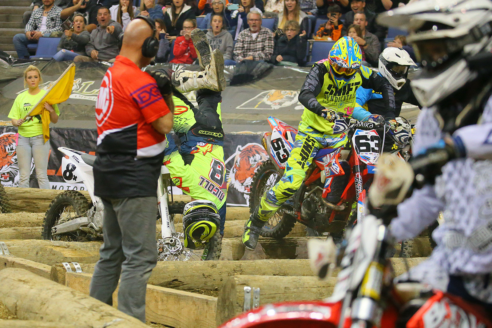 Vet Class 2 - Endurocross Finals - Motocross Pictures - Vital MX