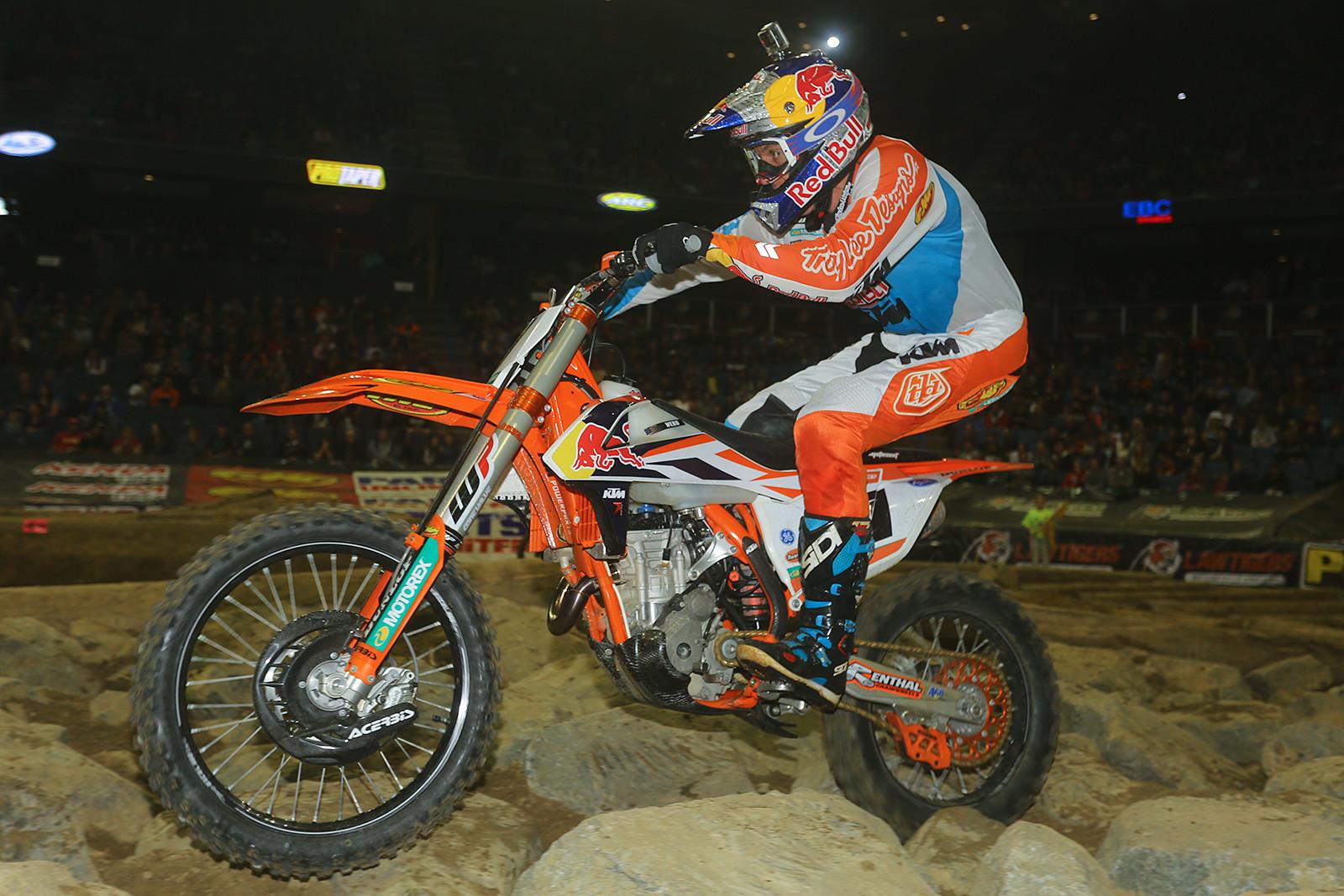 Cody Webb - Endurocross Finals - Motocross Pictures - Vital MX