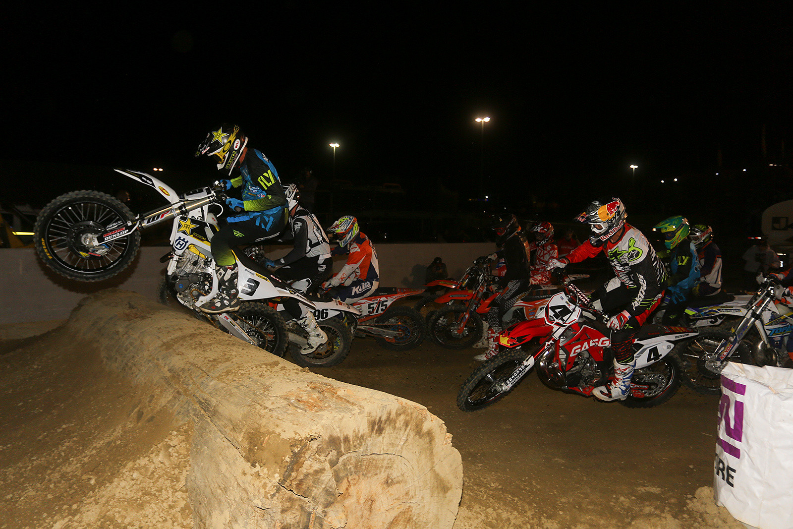 Mike Brown - Endurocross Finals - Motocross Pictures - Vital MX