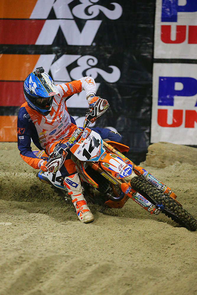 Ty Tremaine - Endurocross Finals - Motocross Pictures - Vital MX