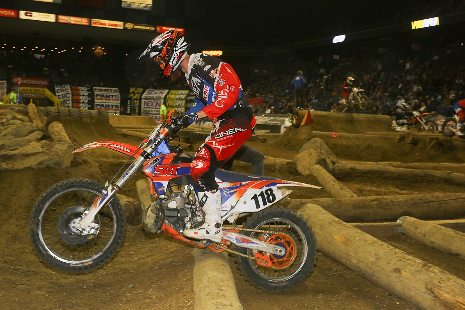Cory Graffunder - Endurocross Finals - Motocross Pictures - Vital MX