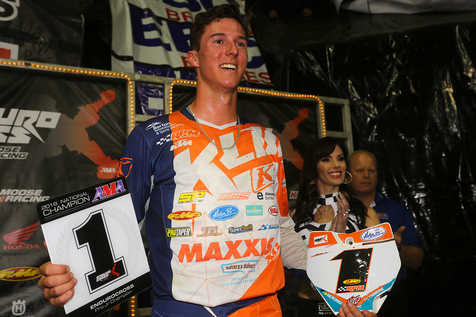 Ty Tremaine - Endurocross Finals - Motocross Pictures - Vital MX