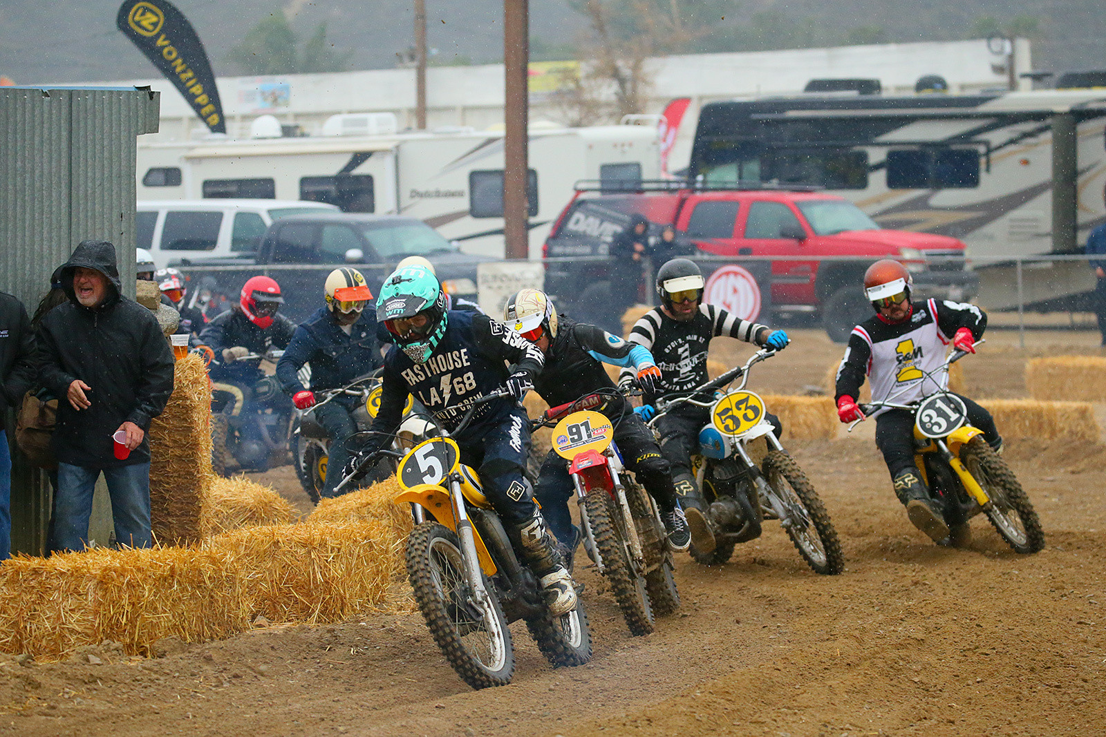 Hell on Wheels - Day In The Dirt Photo Gallery - Motocross Pictures - Vital MX