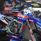 Bikes of Supercross 2017