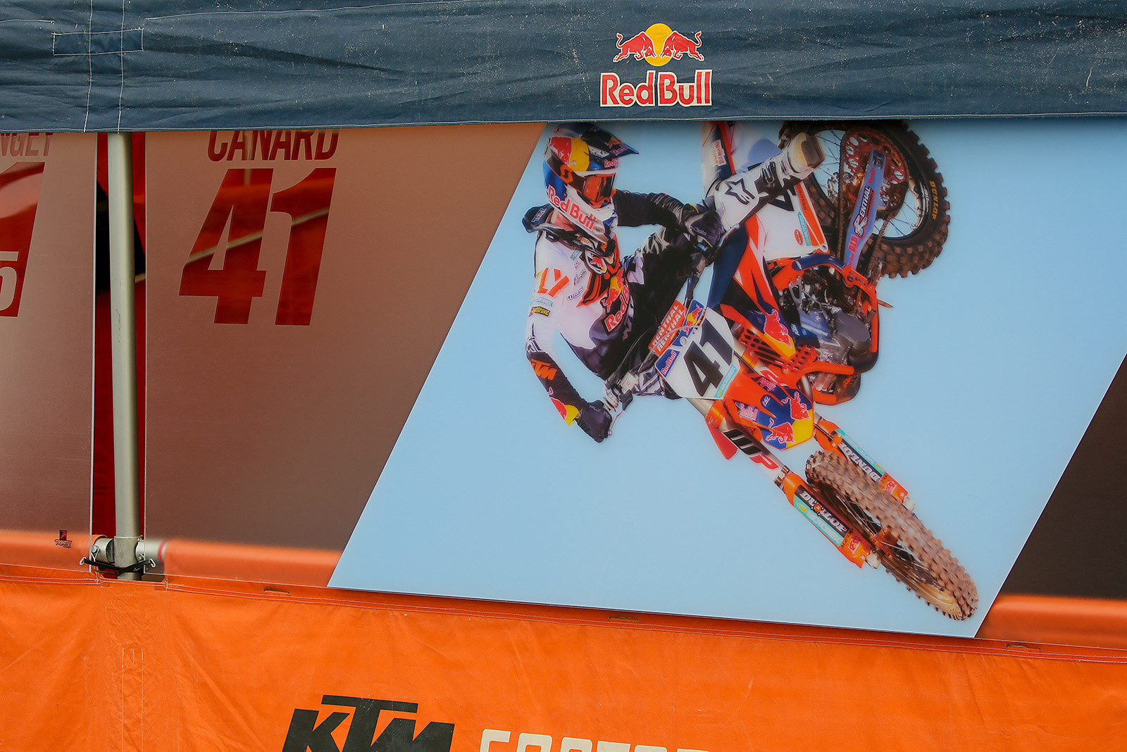 Red Bull KTM - Vital MX Pit Bits: Anaheim 1 - Motocross Pictures - Vital MX