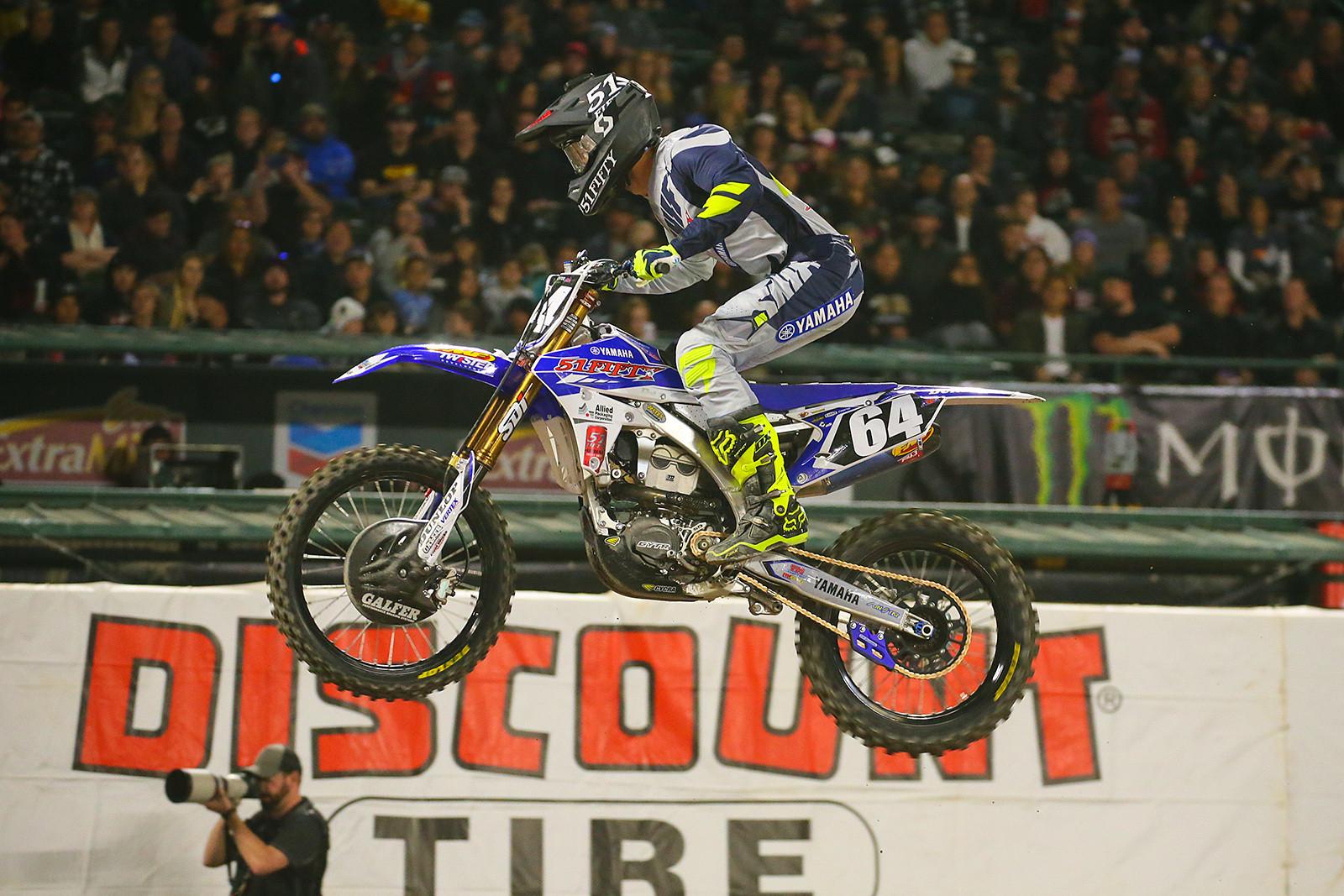 Hayden Mellross - Photo Blast: Anaheim 1 - Motocross Pictures - Vital MX
