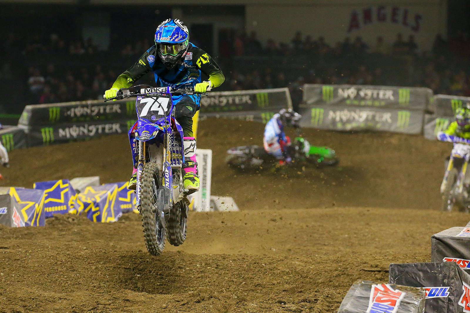 Bradley Taft - Photo Blast: Anaheim 1 - Motocross Pictures - Vital MX
