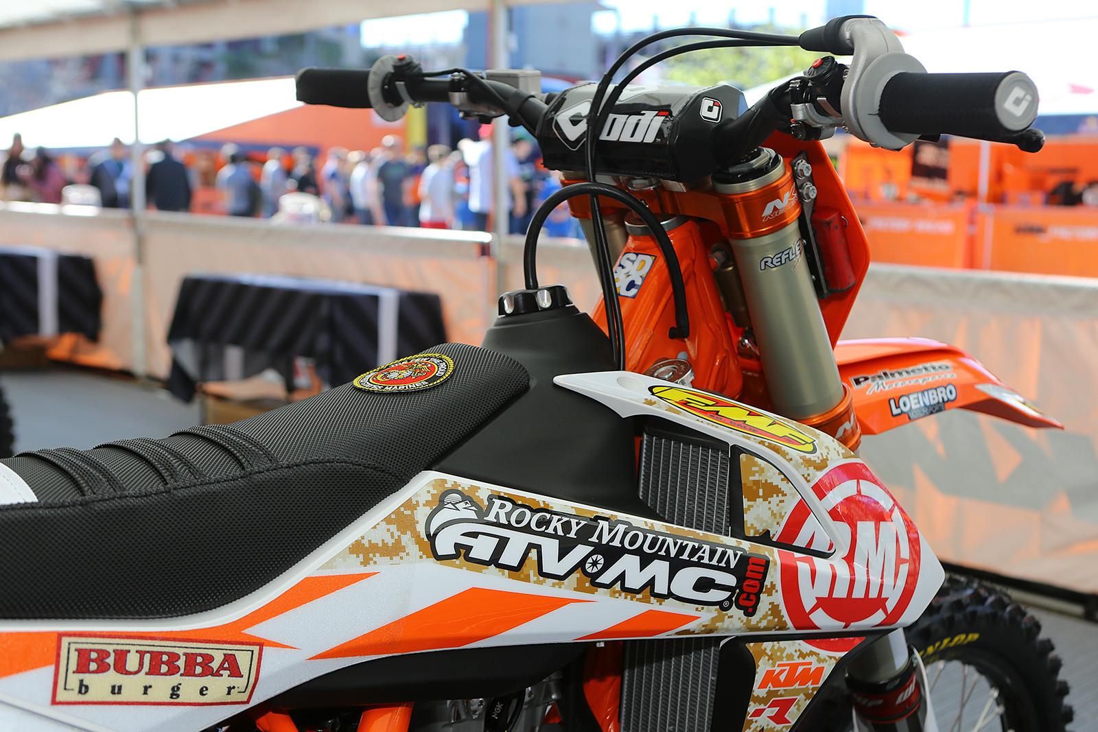 Blake Baggett - Vital MX Pit Bits: San Diego - Motocross Pictures - Vital MX
