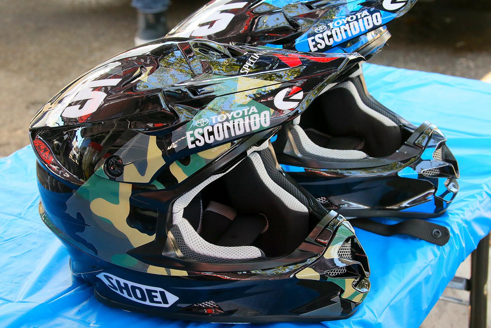 Dean Wilson - Vital MX Pit Bits: San Diego - Motocross Pictures - Vital MX