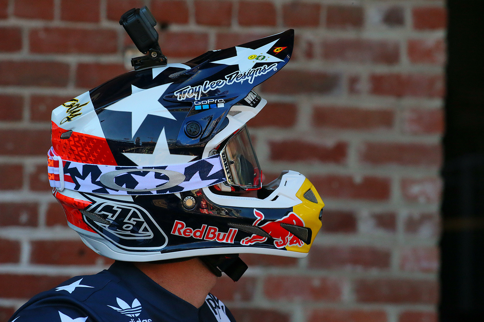 Troy Lee Designs - Vital MX Pit Bits: San Diego - Motocross Pictures - Vital MX