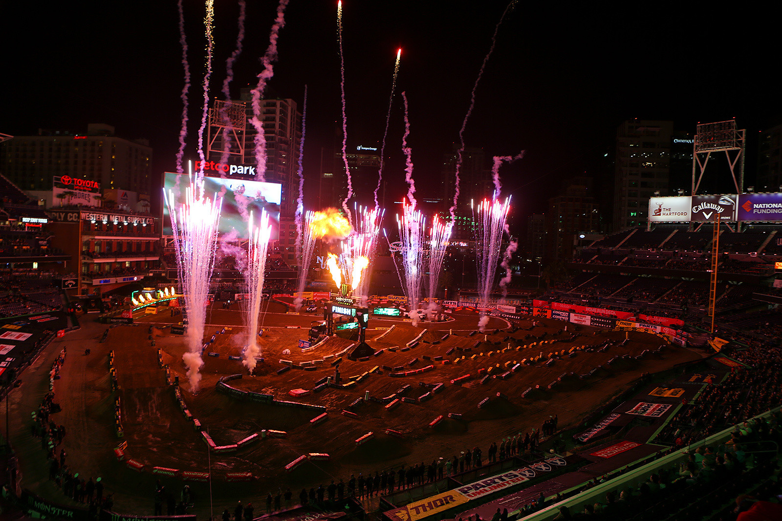 Photo Blast: San Diego Supercross Photo Gallery - Photo Blast: San Diego - Motocross Pictures - Vital MX