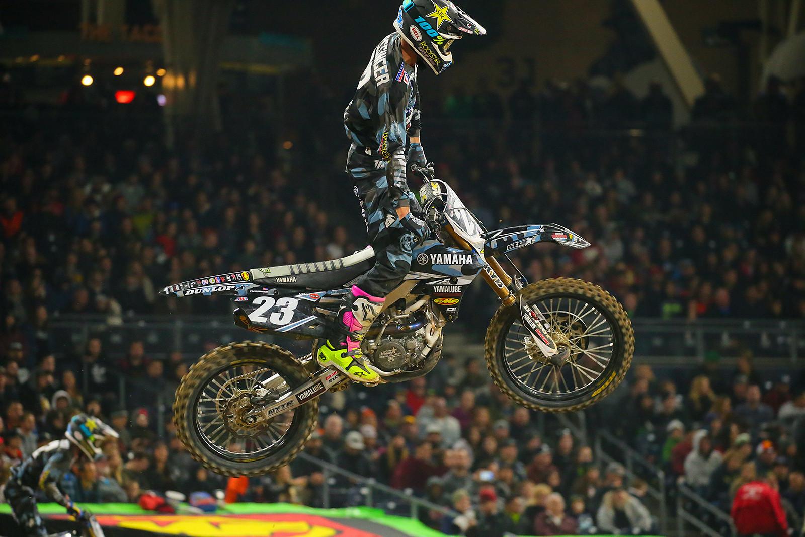 Aaron Plessinger - Photo Blast: San Diego - Motocross Pictures - Vital MX