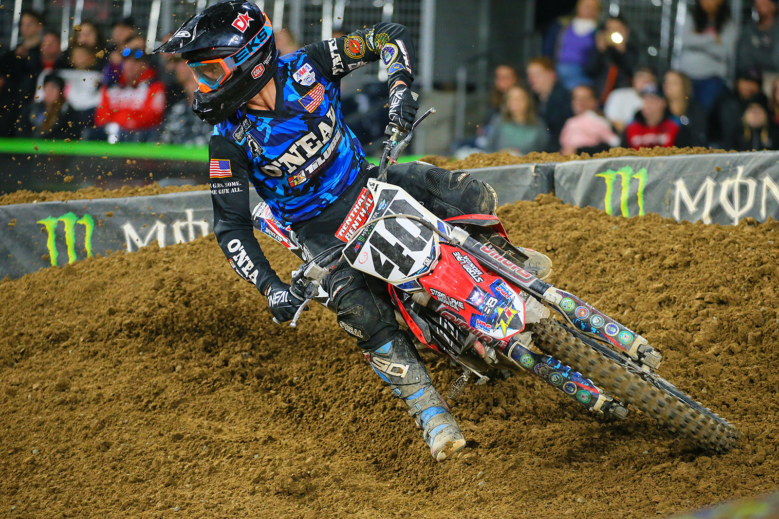 Fredrik Noren - Photo Blast: San Diego - Motocross Pictures - Vital MX