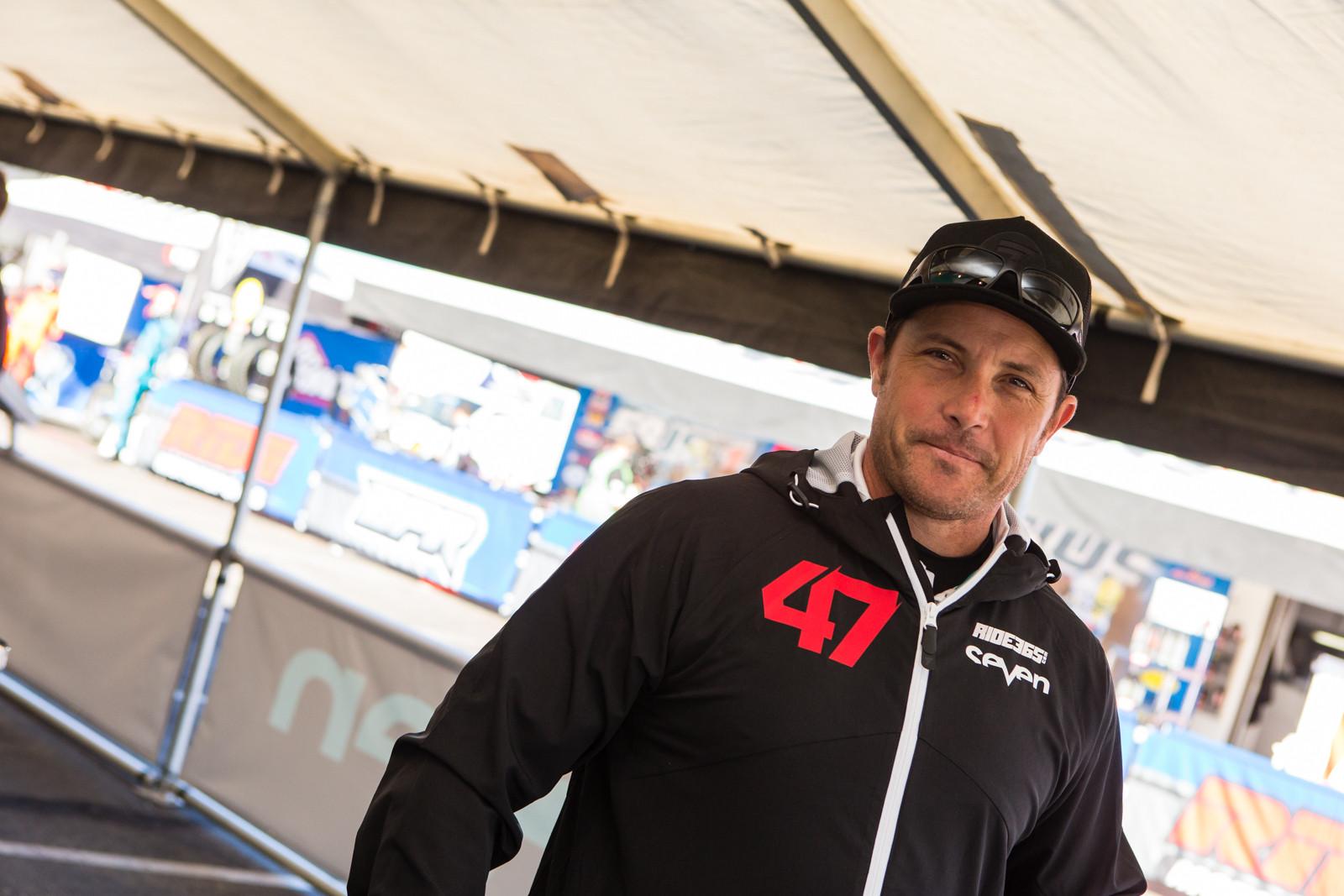 Todd Brown - Vital MX Pit Bits: Anaheim 2 - Motocross Pictures - Vital MX