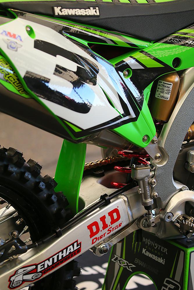 Eli Tomac - Vital MX Pit Bits: Glendale - Motocross Pictures - Vital MX