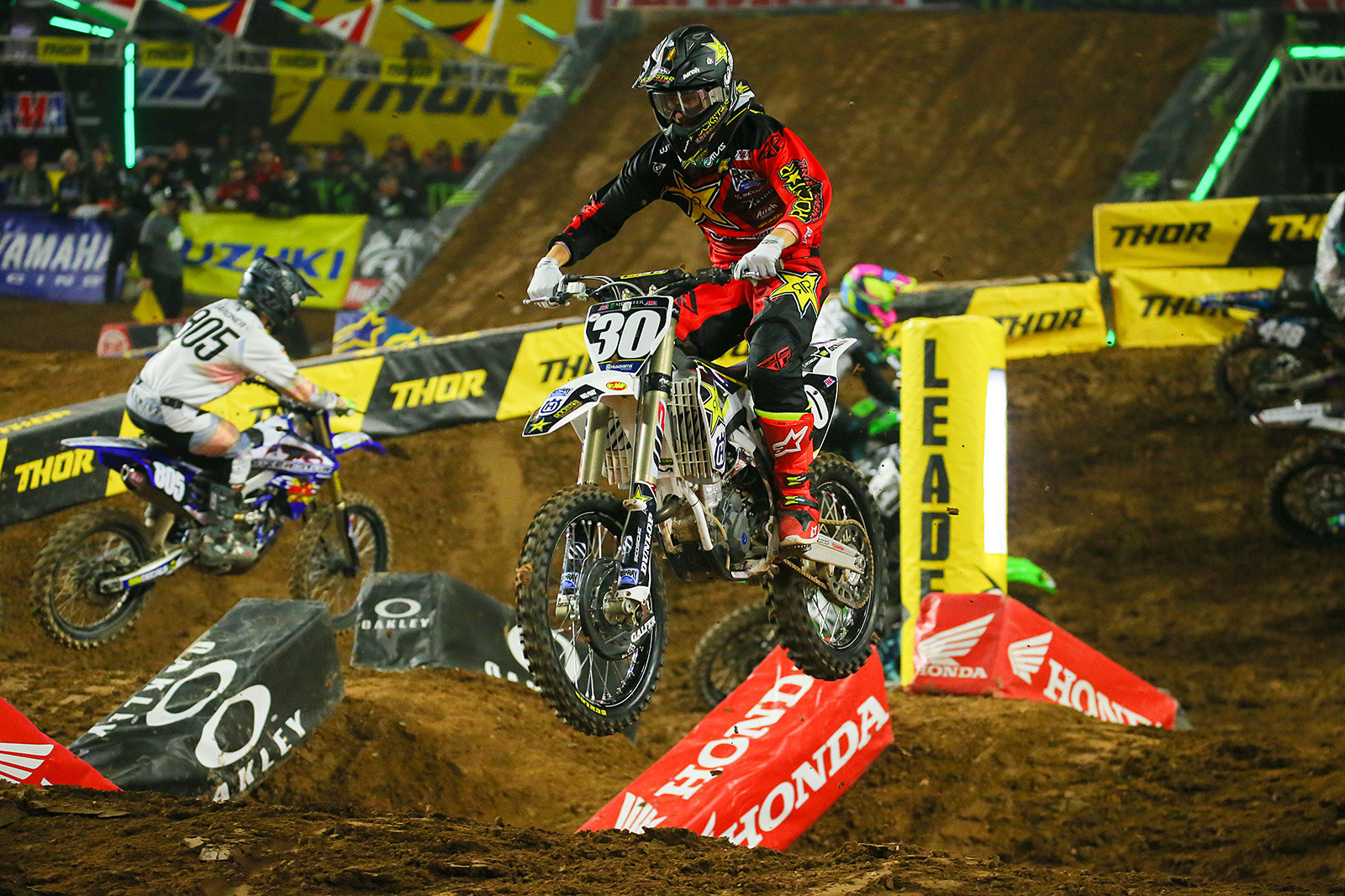 Martin Davalos - Photo Blast: Glendale - Motocross Pictures - Vital MX