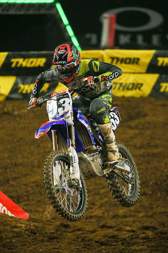 Cole Martinez - Photo Blast: Glendale - Motocross Pictures - Vital MX