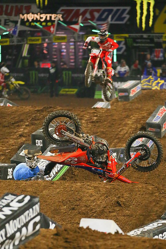 Shane McElrath - Photo Blast: Glendale - Motocross Pictures - Vital MX