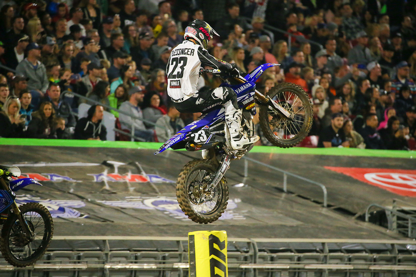 Aaron Plessinger - Photo Blast: Glendale - Motocross Pictures - Vital MX